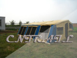 23FTのキャンピングカートレーラーのテント(CTT6004DA)