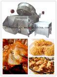 Friteuse alimentante et déchargeante automatique