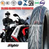 Qingdao Top Brand Classic 100/80 a 17 Neumáticos Tubeless motocicleta