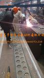 A vu la poudre Sj101 de décapant à souder pour la fabrication de structures d'acier doux