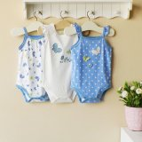 Sell quente Summer 2013 Baby Bodysuit, 100%Cotton Baby Romper