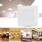 Der Fabrikpreis 4W LED vertieft ringsum LED täfelt LED-Instrumententafel-Leuchte