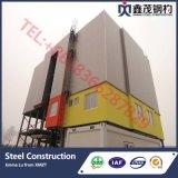 Heller Stahlhightechaufbau mit bestem Preis