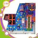 Campo de jogos interno comercial interno do campo de jogos macio do Trampoline dos miúdos