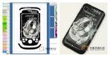 Peaux mobiles de téléphone de la machine d'impression de cas 3m