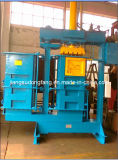 Afval Cotton Baling Machine met Ce
