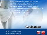 Cavitazione Slimming Equipment (MB10) con Highquality