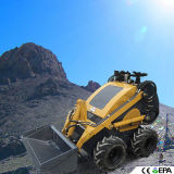 Mini Skid Steer Loader avec B&S Engine 23HP