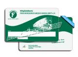 医学RFIDのスマートな無接触の印刷のプラスチックカード