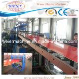 Máquina plástica de la hoja de la capa doble de PP/PE (SJ-90/33)