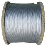 Galvanized Steel Wire Strand / Stay Guy Wire