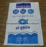 Saco laminado tela tecido PP para 50kgs