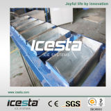 Máquina de gelo fácil do bloco do controlo
