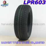 Neumáticos radiales del Semi-Acero permanente para el coche