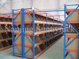 電流を通された鋼鉄パネルが付いている中型の義務の棚付け