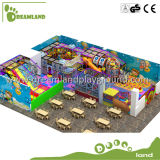 Campo de jogos interno do parque de diversões comercial quente do campo de jogos para os miúdos (DLID530)