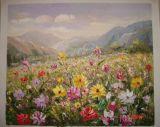 Peinture à l'huile de paysage