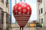 膨脹可能な気球をハングさせる装飾