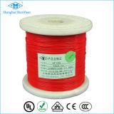 Câbles et câbles électriques en cuivre isolés isolés en téflon de 0,1 à 6 mm