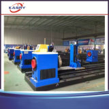 Вырезывание трубы нержавеющей стали CNC Plamsa круглое и пробки Retangular и скашивая машина для диаметра 600mm