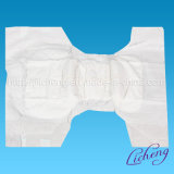 OEM Disposable Pet/Baby/Adult Diaper secar e de Soft (LCR91)