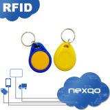 싼 도매 MIFARE 고전적인 1K RFID 지능적인 키 Fob