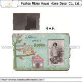 China-Fabrik-Lieferant kundenspezifische Holz-/Metallhauptdekoration, Foto-Rahmen-Dekoration für Haus/Hauptinnendekoration