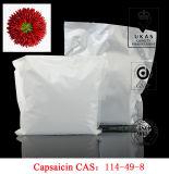 Capsaicine, Capsaicin, het Uittreksel van het Capsicum van de Installatie