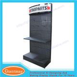 Стеллаж для выставки товаров електричюеского инструмента Pegboard для магазина оборудования