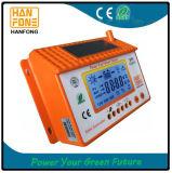 Controlador de energia solar 30A com display LCD e USB (ST5-30)