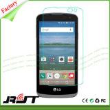 9h protezione dello schermo di vetro Tempered di durezza 0.33mm per il LG Optimus