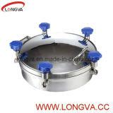ステンレス鋼圧力Manwayカバー