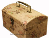 キットのおもちゃのパッケージのためのボール紙のスーツケースの整形堅い紙箱
