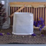 9oz het vullen van de Vierkante Houders van de Kaars van de Massage Ceramische