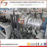 Cadena de producción de la protuberancia del tubo del PVC de la máquina del estirador