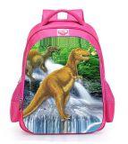 De koele Zak van het Boek van de Kinderen van de Rugzak van de School van de Jonge geitjes van de Dinosaurus Leuke Dierlijke