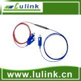 Divisor óptico del PLC de fibra de Blockless de la alta calidad