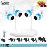 Sets des CCTV-Systems-1080P WiFi 4chs NVR vom China-Lieferanten