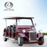 Carro de golf eléctrico del vehículo de pasajeros de la vespa de 12 Seater con alta calidad