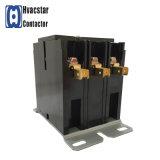 Contactor eléctrico del funcionamiento superior aprobado de la seguridad de la UL CSA para el aire acondicionado con 3poles 24V 30AMPS