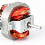 AC 보편적인 헤어드라이어 모터 100V/50Hz, 110V/60z, 120V/60Hz