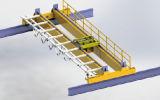 Txk 5トンの低いHeadroomの電気チェーン起重機中国製