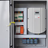 SAJ 11KW inverseur solaire de pompe d'entrée de 3 phases et 3 de sortie IP65 de phase dans le système de pompage solaire pour l'eau et la conservation du sol