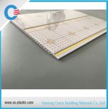 panneaux de mur de PVC d'impression de cannelure de 200*5mm pour la décoration Rotproof de plafond