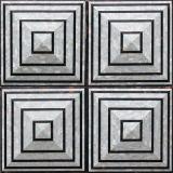 Matriz 2017 do mosaico do escudo de Bisazza do material de construção de vidro do mosaico da pérola para a parede