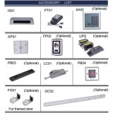 自動ドアのための反射タイプ赤外線探知器