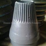 Doublures d'usure pour des broyeurs de cône