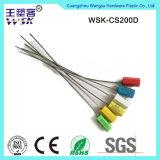Zhejiang-Stoßzeitplastikeinspritzung-Behälter-Kabel-Verschluss