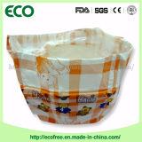 Tecidos baratos macios descartáveis de um bebê da boa qualidade da fábrica da classe