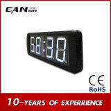 [Ganxin] отметчик времени 4 цифров комплекса предпусковых операций сигнала тревоги цифров дюйма белый с переключателем дистанционного управления